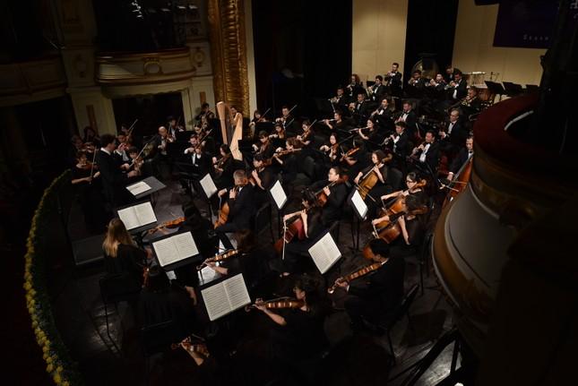 Khán giả thủ đô say mê trong đêm nhạc 'Thibaudet trình diễn Saint-Saëns' ảnh 3