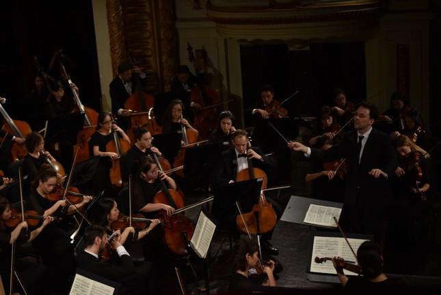 Khán giả thủ đô say mê trong đêm nhạc 'Thibaudet trình diễn Saint-Saëns' ảnh 4
