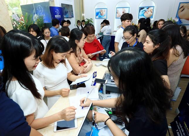 Khai trương Thẩm mỹ Quốc tế Hemera thu hút hàng trăm khách hàng tới tham dự ảnh 3