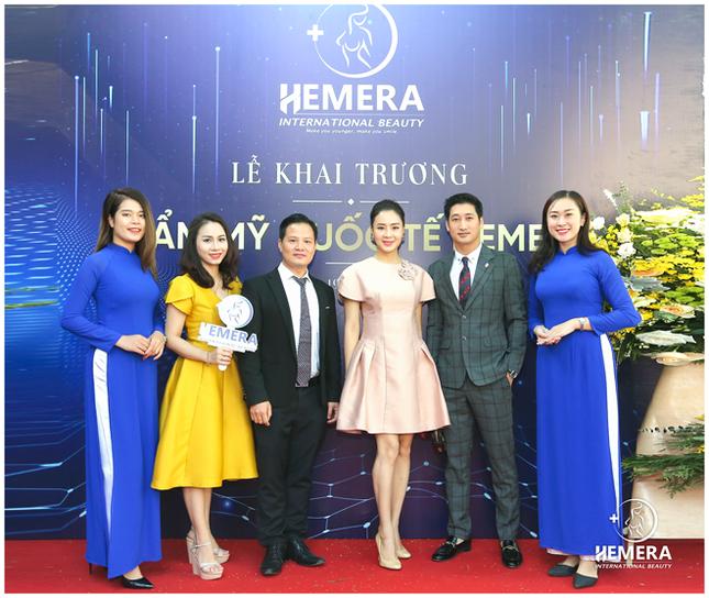 Khai trương Thẩm mỹ Quốc tế Hemera thu hút hàng trăm khách hàng tới tham dự ảnh 4