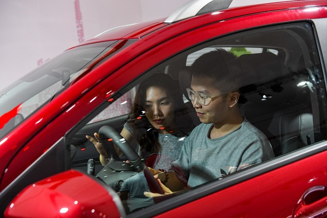 Giải mã 'hiện tượng' VinFast tại Vietnam Motor Show 2019 ảnh 11