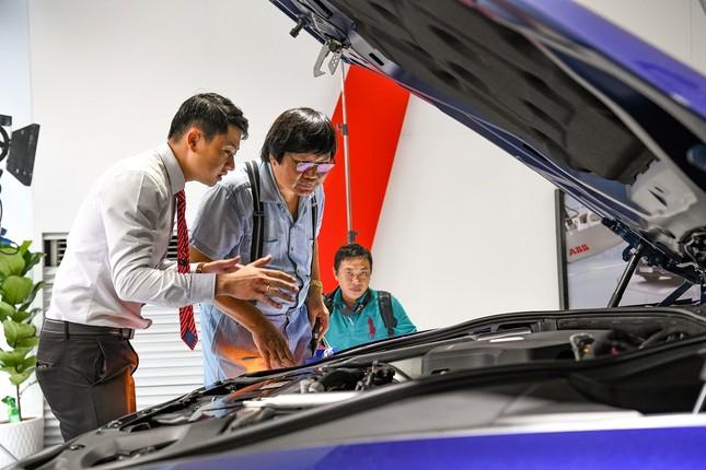 Giải mã 'hiện tượng' VinFast tại Vietnam Motor Show 2019 ảnh 13