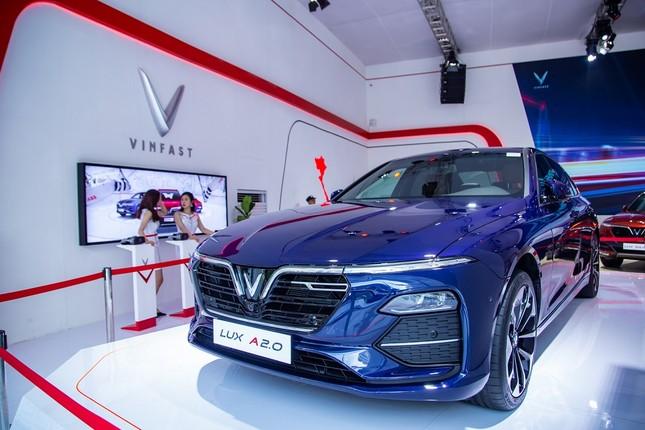 Giải mã 'hiện tượng' VinFast tại Vietnam Motor Show 2019 ảnh 15