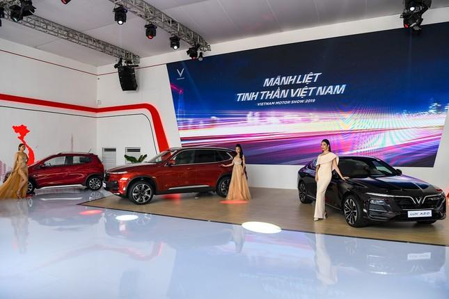 Giải mã 'hiện tượng' VinFast tại Vietnam Motor Show 2019 ảnh 2