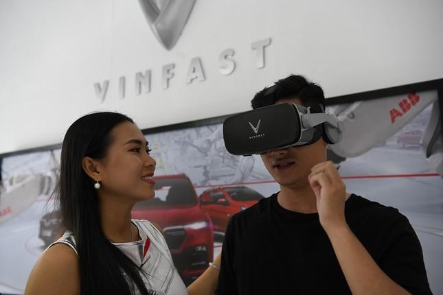 Giải mã 'hiện tượng' VinFast tại Vietnam Motor Show 2019 ảnh 4