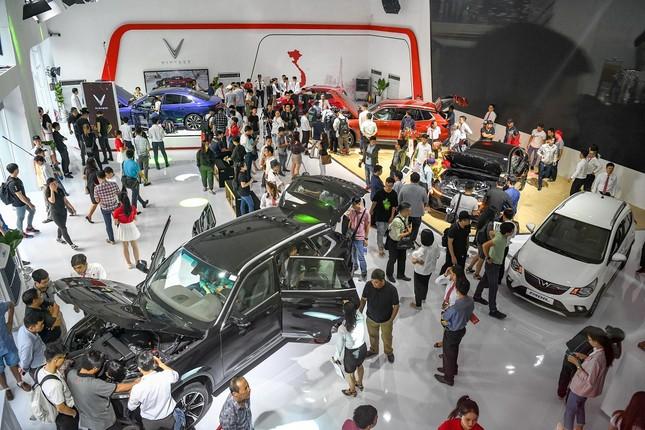 Giải mã 'hiện tượng' VinFast tại Vietnam Motor Show 2019 ảnh 9