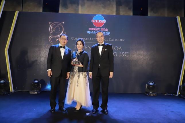 Thiên Nam Hòa đạt giải doanh nghiệp xuất sắc châu Á 2019 ảnh 1