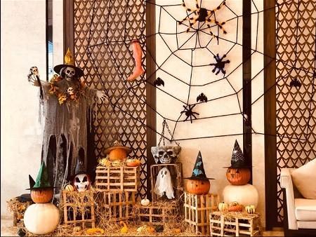 """Choáng với """"siêu bảo tàng"""" bí ngô của Vinpearl trong mùa Halloween ảnh 11"""