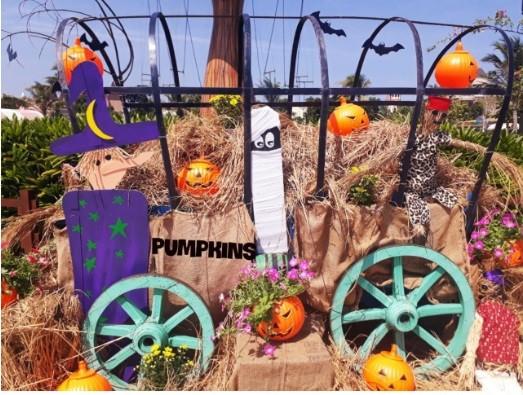 """Choáng với """"siêu bảo tàng"""" bí ngô của Vinpearl trong mùa Halloween ảnh 6"""