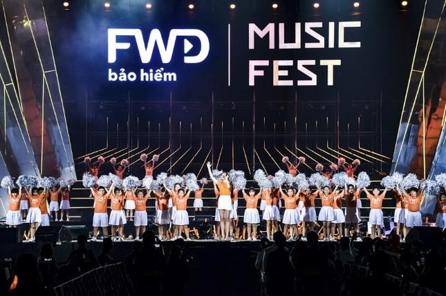 FWD Music Fest chinh phục hoàn toàn khán giả Thủ đô ảnh 2
