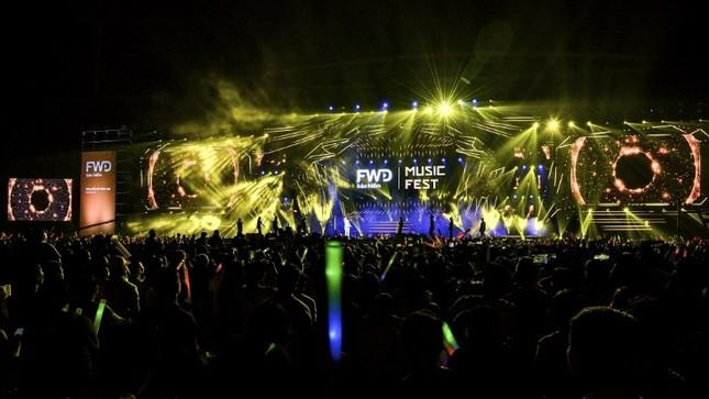 FWD Music Fest chinh phục hoàn toàn khán giả Thủ đô ảnh 5