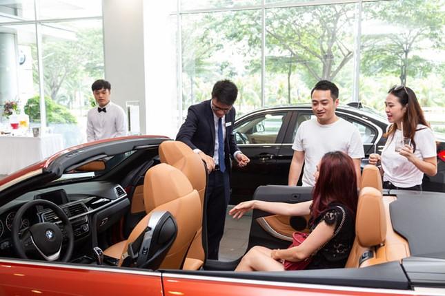 BMW tôn vinh phụ nữ qua chuỗi sự kiện Joy Of Beauty ảnh 4
