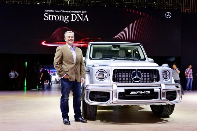Mercedes-Benz GLE 450 mới có giá bán gần 4,4 tỷ ở Việt Nam ảnh 4