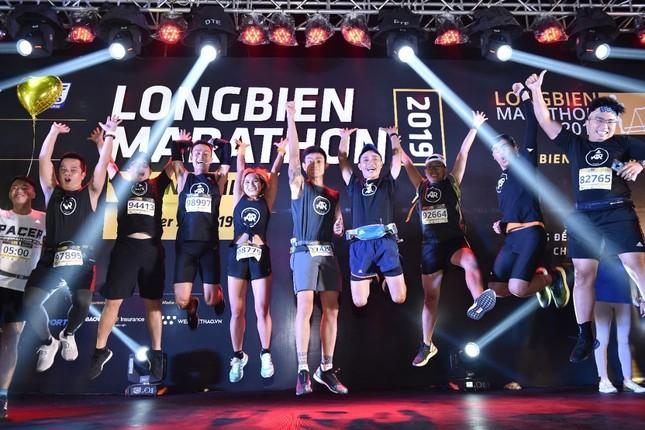 Thành viên nòng cốt của AR Saigon đăng quang đầy ấn tượng tại Longbien Marathon ảnh 2