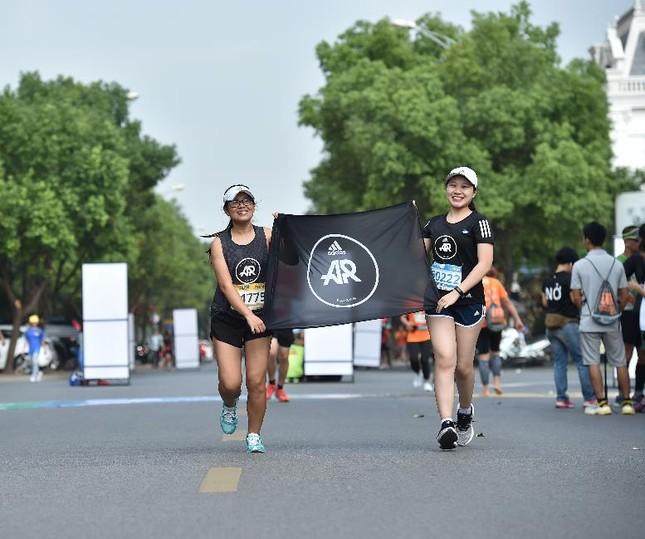 Thành viên nòng cốt của AR Saigon đăng quang đầy ấn tượng tại Longbien Marathon ảnh 4