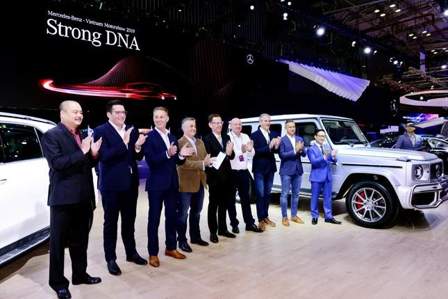 Mercedes-Benz GLE 450 mới có giá bán gần 4,4 tỷ ở Việt Nam ảnh 3