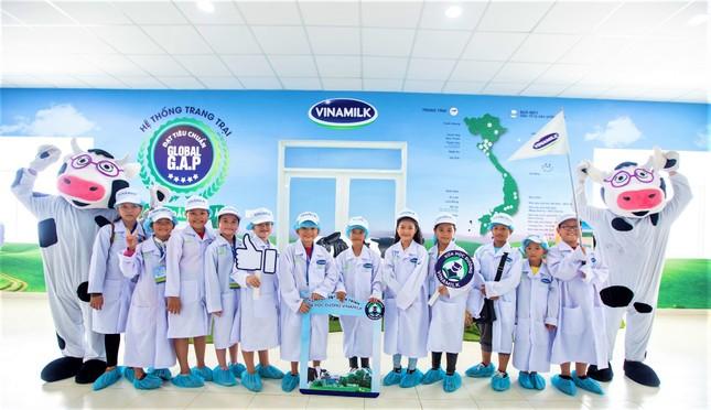 70.000 trẻ em ở Vĩnh Long sẽ thụ hưởng chương trình sữa học đường ảnh 3