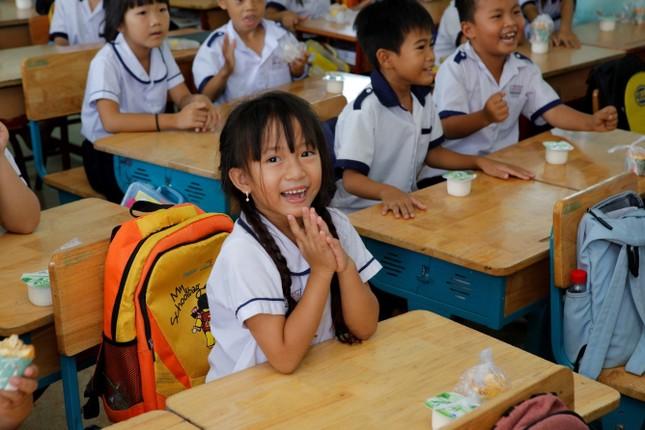 Hơn 1.000 học sinh nhận quà trong 'Ngày Thiện nguyện CapitaLand' ảnh 2