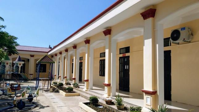TC Motor khánh thành trường mầm non chuẩn quốc gia tại Ninh Bình ảnh 4