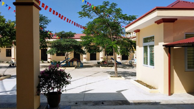 TC Motor khánh thành trường mầm non chuẩn quốc gia tại Ninh Bình ảnh 5