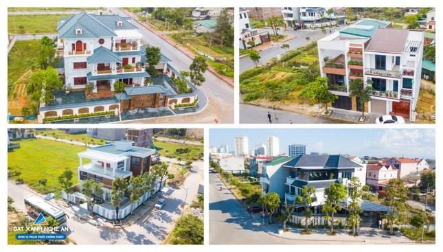 Nghệ An: Loạt siêu dự án đổ bộ, bất động sản nóng lên từng ngày ảnh 1