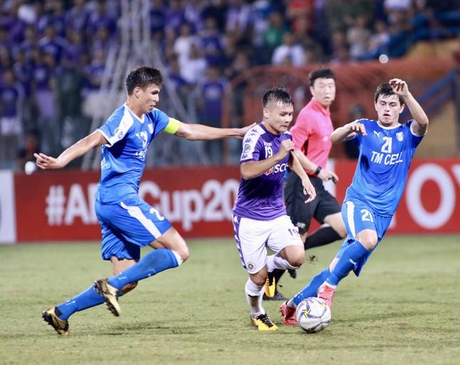 Hà Nội FC và tham vọng tiến tới đấu trường châu lục của bóng đá Việt Nam ảnh 1