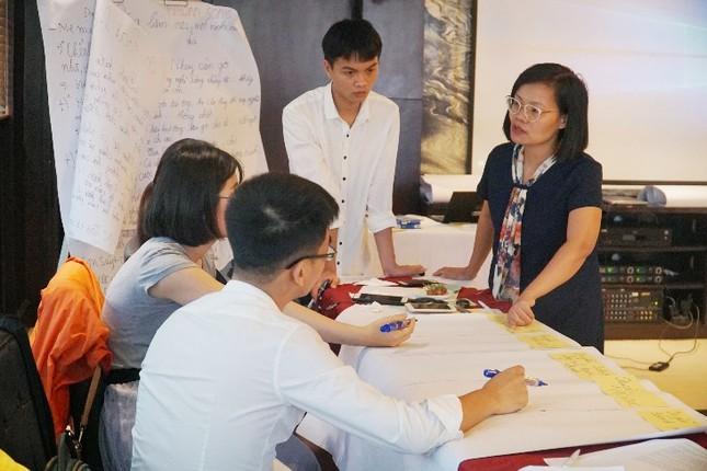 Tập huấn về giới và Bình đẳng giới trong Dự án 'Tôi mạnh mẽ' ảnh 1