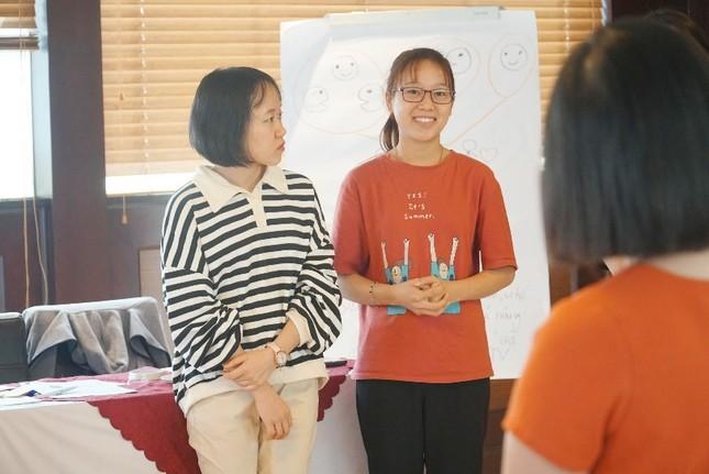 Tập huấn về giới và Bình đẳng giới trong Dự án 'Tôi mạnh mẽ' ảnh 3