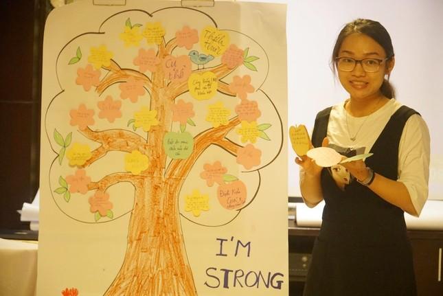 Tập huấn về giới và Bình đẳng giới trong Dự án 'Tôi mạnh mẽ' ảnh 11