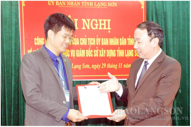 Nhân sự mới Đà Nẵng, Long An, Lạng Sơn ảnh 2