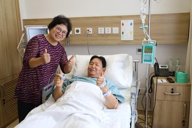 Cấp cứu 'siêu tốc' cho du khách Hàn Quốc bị nhồi máu cơ tim nguy hiểm tính mạng ảnh 2