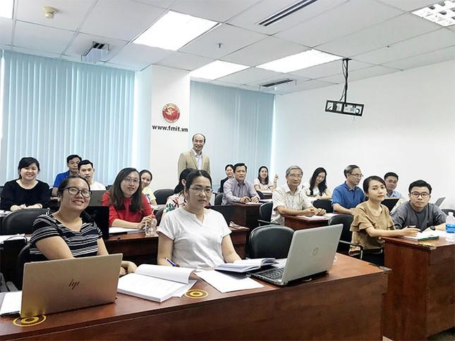 Chương trình đào tạo Quản trị rủi ro và kiểm soát nội bộ chuẩn quốc tế COSO® ảnh 1