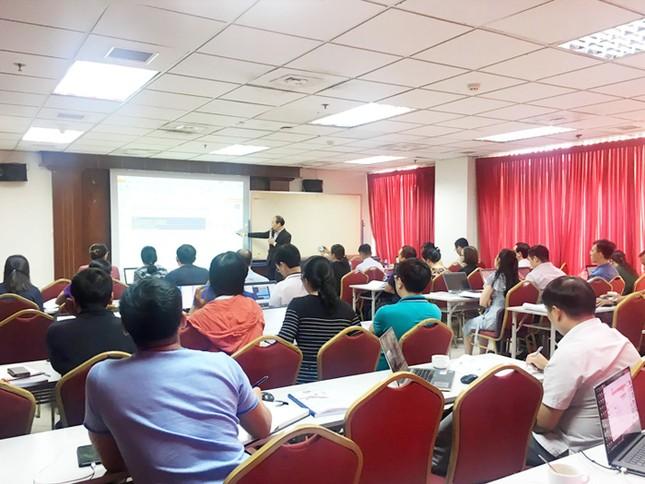 Chương trình đào tạo Quản trị rủi ro và kiểm soát nội bộ chuẩn quốc tế COSO® ảnh 2