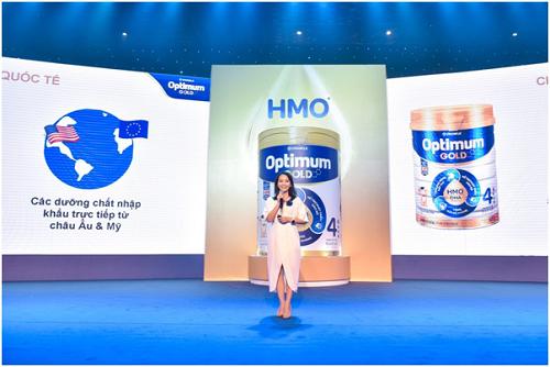 Vinamilk hợp tác với DuPont bổ sung dưỡng chất HMO vào sản phẩm Optimum Gold 4 ảnh 1