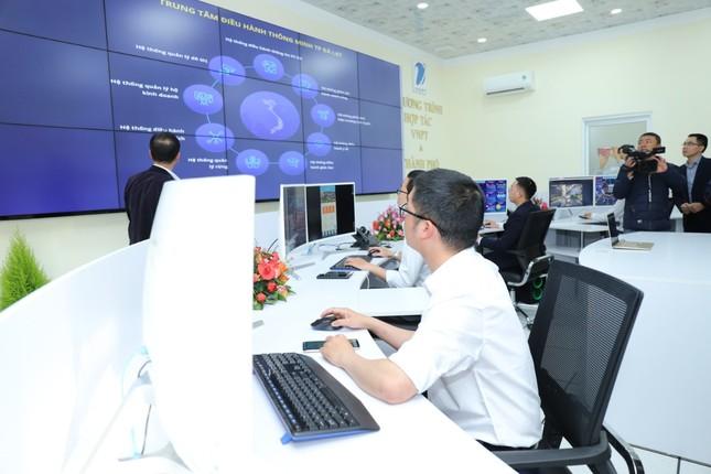 Đà Lạt vận hành trung tâm điều hành thông minh ảnh 1