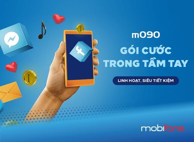 MobiFone 'trao quyền' cho khách hàng tự tạo gói cước cực kỳ mới lạ ảnh 1