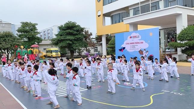 Taekwondo – Môn võ thuật giúp trẻ phát triển thể chất và tinh thần ảnh 1