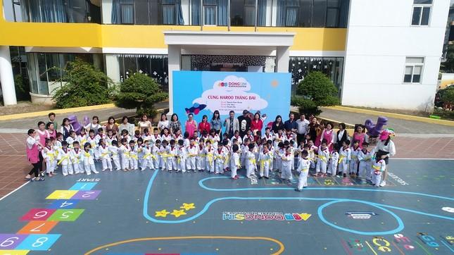 Taekwondo – Môn võ thuật giúp trẻ phát triển thể chất và tinh thần ảnh 2