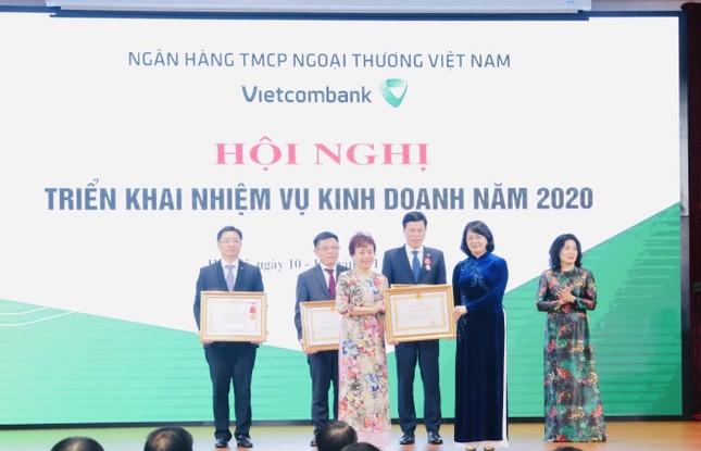 Kết quả hoạt động kinh doanh của Vietcombank năm 2019 ảnh 1