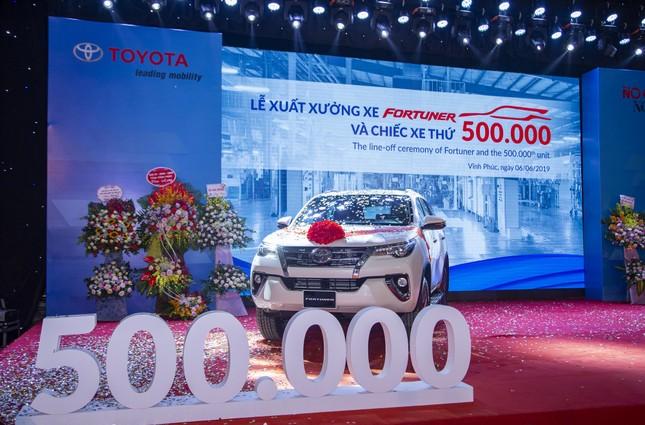 Toyota Việt Nam tăng trưởng kỷ lục trong năm 2019 ảnh 2