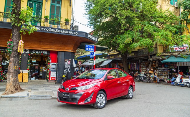 Toyota Việt Nam tăng trưởng kỷ lục trong năm 2019 ảnh 4