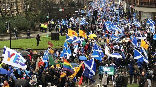 Thủ tướng Anh bác đề xuất trưng cầu dân ý Scotland lần hai ảnh 2