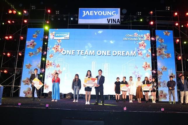 Chuyên nghiệp trong tổ chức sự kiện lớn nhất năm của Jaeyoung Vina ảnh 1