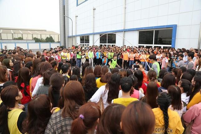 Chuyên nghiệp trong tổ chức sự kiện lớn nhất năm của Jaeyoung Vina ảnh 2