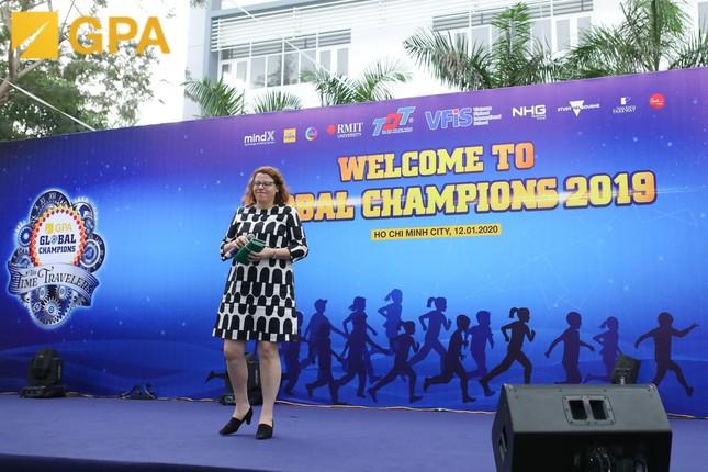 Cuộc đua Kỳ thú Giáo dục GLOBAL CHAMPIONS chào đón gần 1.000 thí sinh ảnh 2