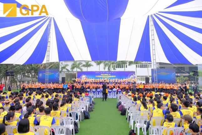 Cuộc đua Kỳ thú Giáo dục GLOBAL CHAMPIONS chào đón gần 1.000 thí sinh ảnh 4