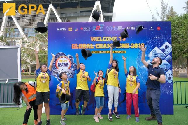 Cuộc đua Kỳ thú Giáo dục GLOBAL CHAMPIONS chào đón gần 1.000 thí sinh ảnh 7