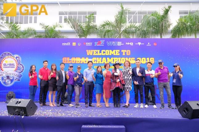Cuộc đua Kỳ thú Giáo dục GLOBAL CHAMPIONS chào đón gần 1.000 thí sinh ảnh 8