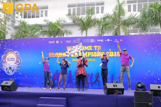 Cuộc đua Kỳ thú Giáo dục GLOBAL CHAMPIONS chào đón gần 1.000 thí sinh ảnh 9