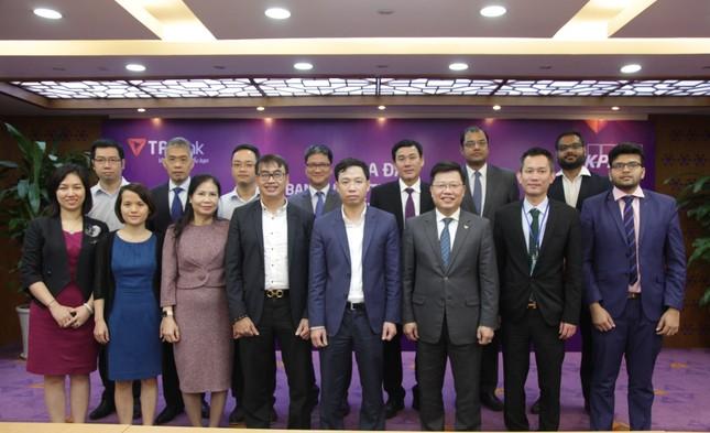 TPBank hoàn thành triển khai đánh giá nội bộ về mức độ đủ vốn ICAAP ảnh 1